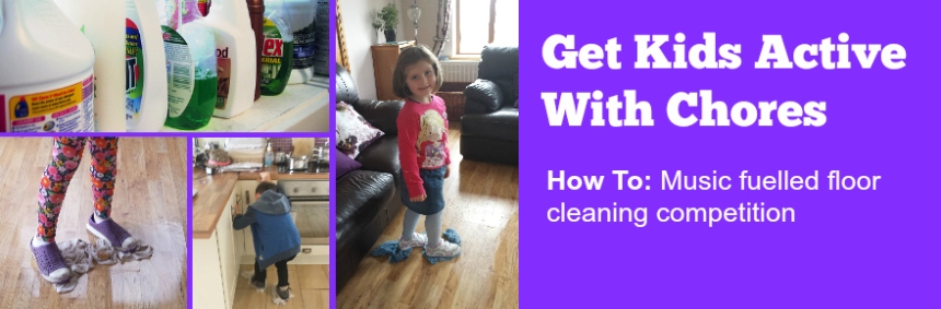 Floor Cleaning competition
